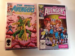 Avengers 251-300 Missing 257 VF/NM Lot Set Run 255 263 264 266 288 292 297