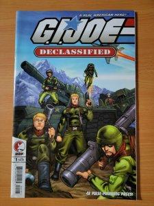 G.I. Joe Declassified #1 ~ NEAR MINT NM ~ 2006 DDP Comics