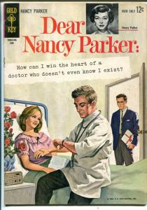 Dear Nancy Parker #1-1961-Gold Key-1st issue-romance series-painted cover-VG/FN
