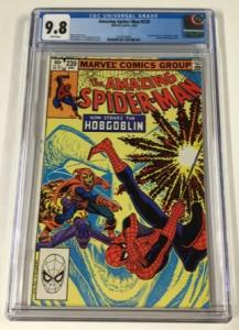 Amazing Spider-Man #239 CGC 9.8