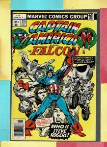 CAPTAIN AMERICA AND FALCON 213