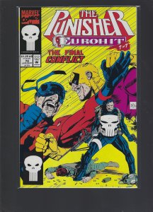 The Punisher #70 (1992)