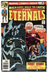 THE ETERNALS #1 1st issue Movie comic book-MARVEL VF