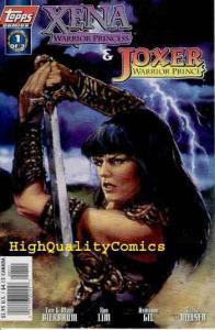 XENA Warrior Princess & Joxer #1,NM/M, Lucy Lawless,Lim