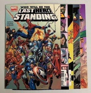 Last Hero Standing #1-5 Set (Marvel 2005) 1 2 3 4 5 Tom Defalco (9.2+)