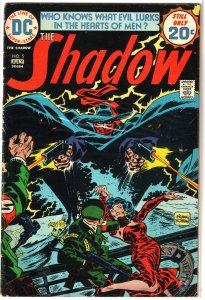 Shadow   (DC vol. 1)   # 5 GD