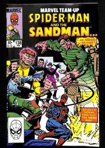 Marvel Team-Up #138 (1984)