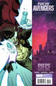 New Avengers (2005 series) #62, VF (Stock photo)