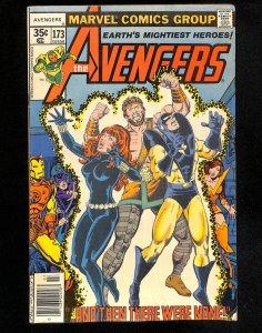 Avengers #173