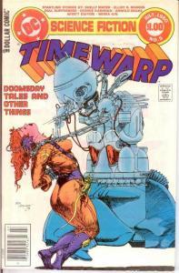 TIME WARP (1979-1980) 5 July 1980 VF-NM COMICS BOOK