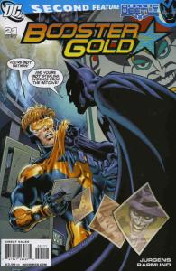 Booster Gold (2nd Series) #21 FN; DC | save on shipping - details inside