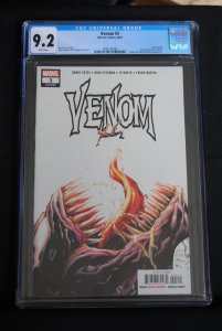 Venom #3, CGC 9.2, First Full appearance of Knull, Miles Morales Spiderman. HOT!