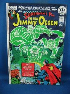 SUPERMAN PAL JIMMY OLSEN 143 F VF  1971