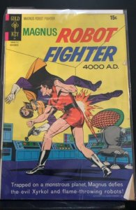 Magnus, Robot Fighter #29 (1971)