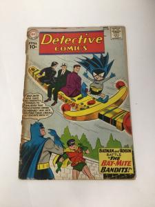 Detective Comics 289 3.0 Gd/Vg Good Very Good Cover Detached DC Comics SA