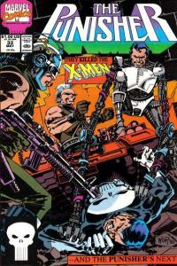 Punisher (1987 series) #33, VF+ (Stock photo)