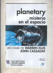 Planetary volumen 2 numero 07