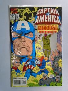 Captain America: The Medusa Effect (Marvel 1996) #1, 8.0/VF (1994)