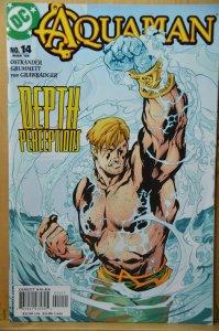 Aquaman #14 (2004) Depth Perceptions!