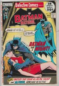 Detective Comics #417 (Nov-71) VF/NM High-Grade Batman
