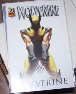 WOLVERINE #73 marvel 2014  70th Anniversary Variant Cover by MARKO DJURDJEVIC