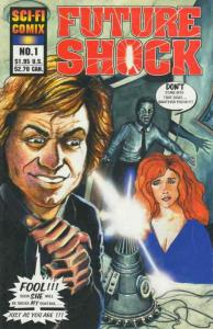 Future Shock #1 VF/NM; Sci-Fi Comix | save on shipping - details inside