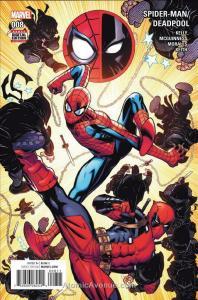 Spider-Man/Deadpool #8 VF/NM; Marvel | save on shipping - details inside