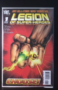 Legion of Super-Heroes #1 (2010)