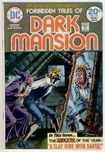 FORBIDDEN TALES of DARK MANSION #15, VG+, Howard Chaykin, 1972,  Horror