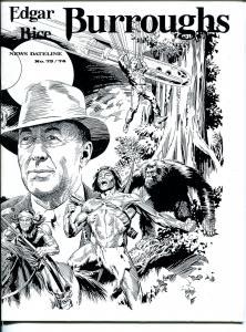 Edgar Rice Burroughs News Dateline #73/74 2004-Tarzan-comics-books-pulps-VF