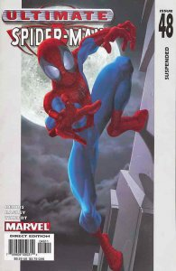 Ultimate Spider-Man #48 VF; Marvel | we combine shipping