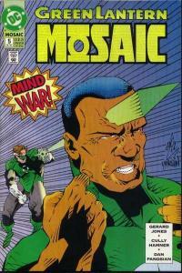 Green Lantern: Mosaic #5, NM (Stock photo)