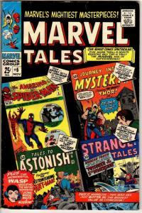 MARVEL TALES 5 VG Nov. 1966