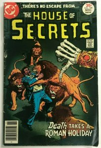 HOUSE OF SECRETS#148 FN 1977 DC BRONZE AGE COMICS