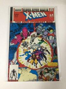 The X-Men Super-Sized Annual 12 Fn Fine 6.0 Marvel