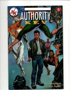 14 Comics Authority 1 Magnificent 2 More 1-4 Revolution 1 2 3 4 7 9 10 11 J54