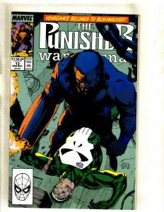 12 The Punisher War Journal Comics #13 14 15 16 17 18 19 20 21 22 23 24 HY8