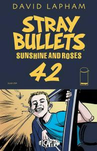 STRAY BULLETS SUNSHINE & ROSES (2014 IMAGE) #42 PRESALE-07/03
