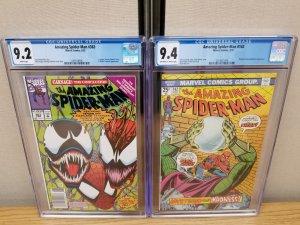 Amazing Spider-man lot