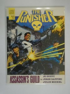 Punisher Assassin's Guild GN 6.0 FN (1988 1st Printing)