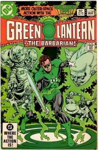 Green Lantern #164 (1960 v2) John Stewart NM