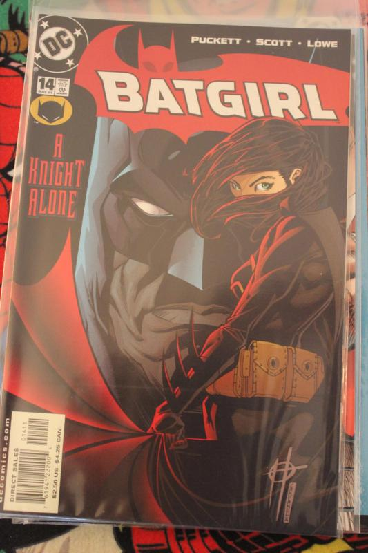 Batgirl 14 NM/MT