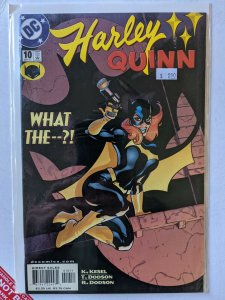 HARLEY QUINN #10. NM!!