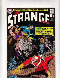 Strange Adventures #222 (Feb-70) VF+ High-Grade Adam Strange, Alana