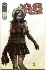 '68 HOMEFRONT #1 A, VF, 1st Print, Zombie, Walking Dead, 2014, more in store