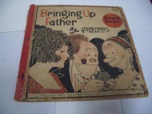 BRINGING UP FATHER 2ND SERIES GEO MCMANUS 1919 CUPPLES G