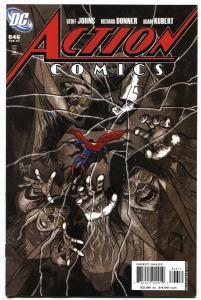 ACTION COMICS #846 comic book Christopher Kent Lor-Zod