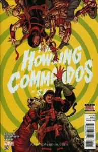 Howling Commandos Of S.H.I.E.L.D. #5 VF/NM; Marvel | save on shipping - details