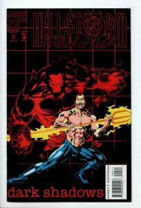 Hellstorm #4 (Marvel, 1993) VF/NM