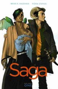 Saga (Image) TPB #1 (6th) VF/NM; Image | save on shipping - details inside